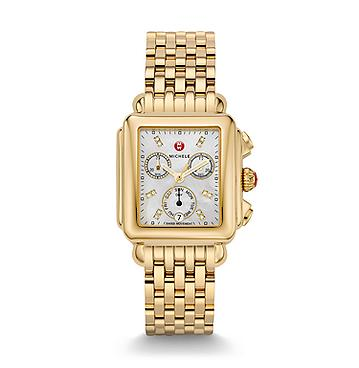 Michele Deco Watch  MWW06P000016