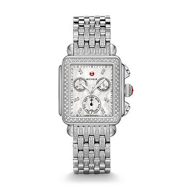 Michele Deco Watch  MWW06P000116