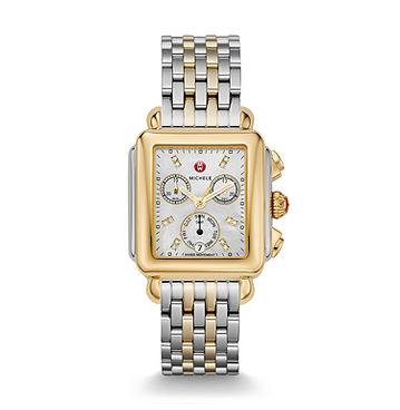 Michele Deco Watch  MWW06P000122