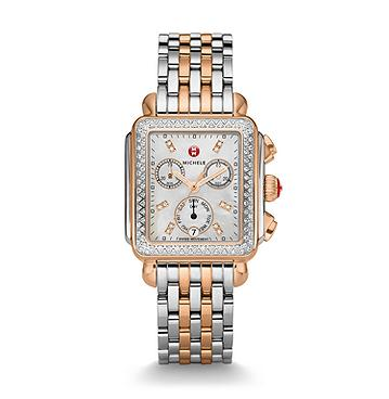 Michele Deco Watch MWW06P000232