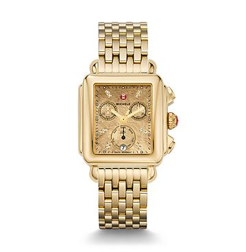 Michele Deco Watch  MWW06P000244