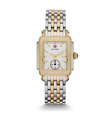 Michele Deco Watch  MWW06V000023