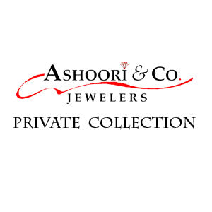 Ashoori & Co. Private Collection 14k Engagement Ring 121808C