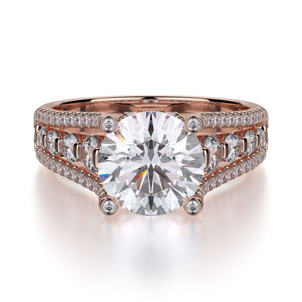 Michael M. R306S Engagement Ring