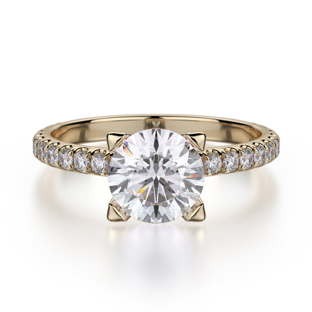 Michael M. R371 Engagement Ring