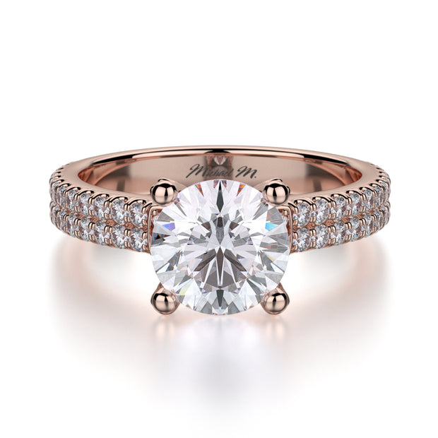 Michael M. R483 Engagement Ring