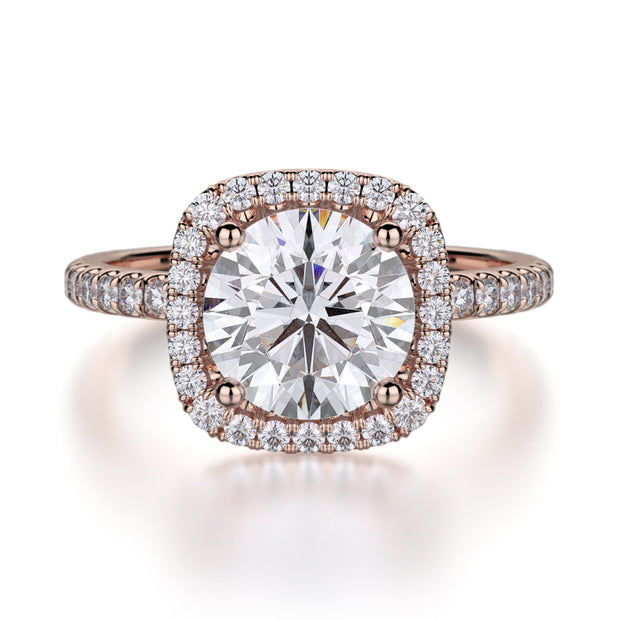 Michael M. R536S Engagement Ring