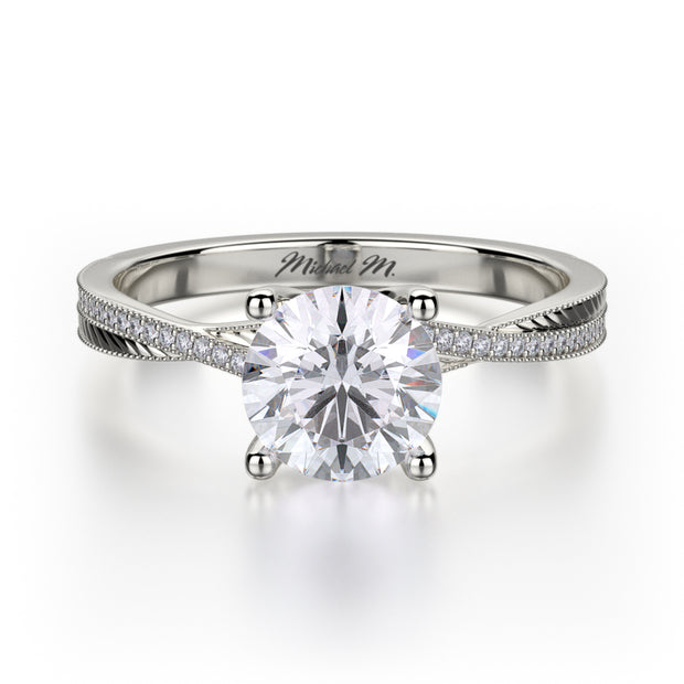 Michael M. R575 Engagement Ring