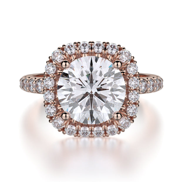 Michael M. R660 Engagement Ring