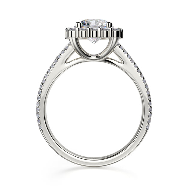 Michael M. R685 Engagement Ring