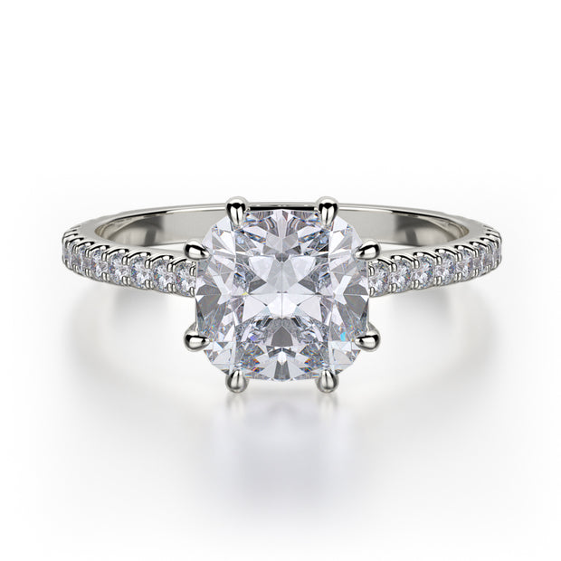 Michael M. R712 Engagement Ring