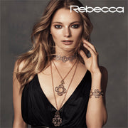 Rebecca Hollywood Collection Necklace BHSKOT05