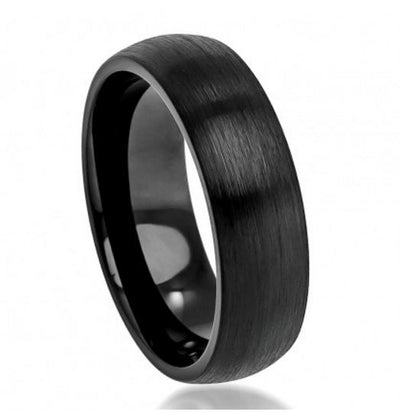 Black Cobalt Men's Ring CO418