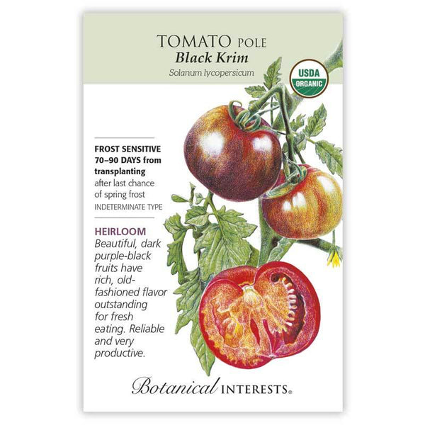 Tomato Pole, Black Krim