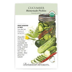 Cucumber, Homemade Pickles