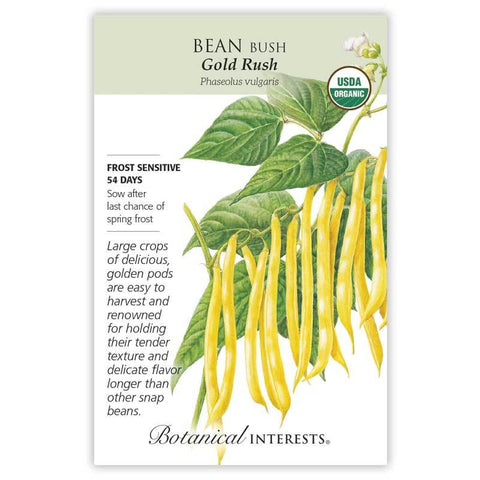 Bean Bush, Gold Rush