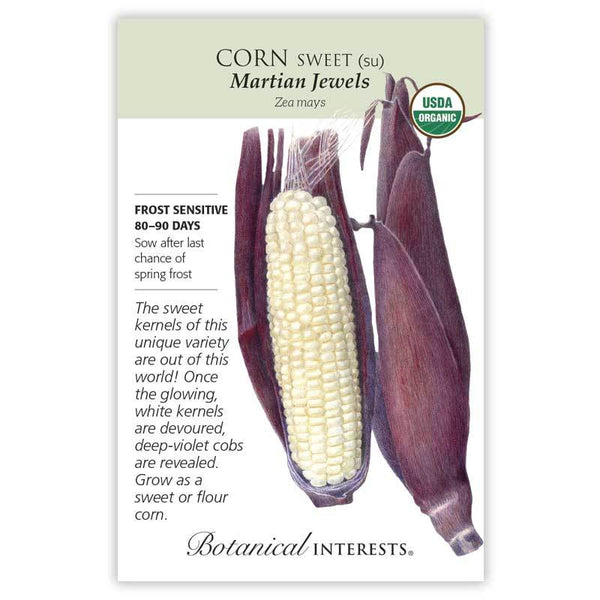 Corn Sweet, Martian Jewels