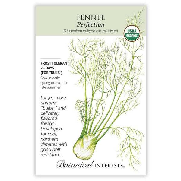 Fennel, Perfection