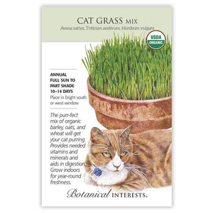Cat Grass Mix - 2020