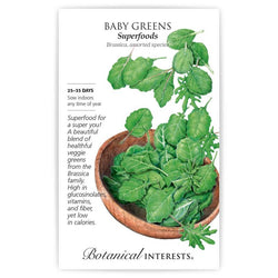 Baby Greens, Superfoods Mix