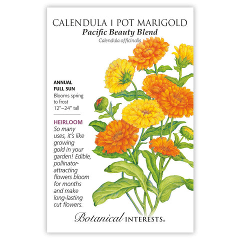 Calendula, Pacific Beauty Blend
