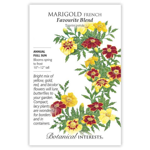 Marigold French, Favourite Blend