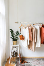 Load image into Gallery viewer, Hanging Branch Clothing Rack