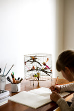 Load image into Gallery viewer, Birdcage Table Lamp