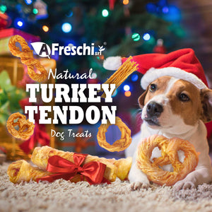 AFreschi Turkey Tendon Treats