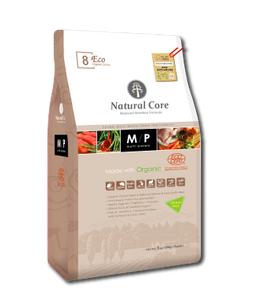 Natural Core ECO8 Organic Multi-Protein Grain Free Formula Dry Dog Food (5.2kg)