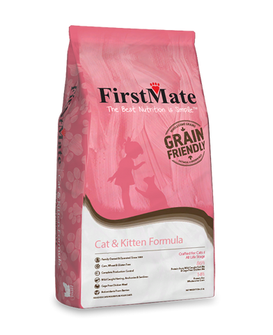 FirstMate Grain Friendly Cat & Kitten Formula