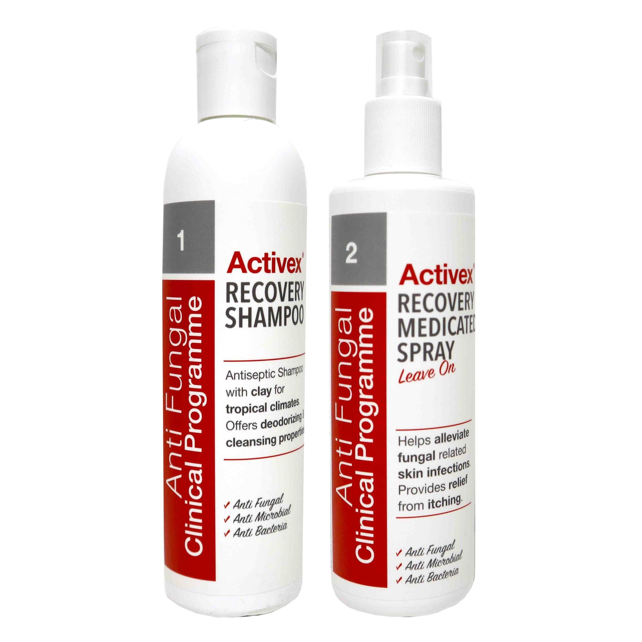 Activex Anti Fungal Recovery Set