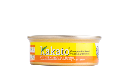 Kakato Chicken Mousse Canned Cat & Dog Food (40g)