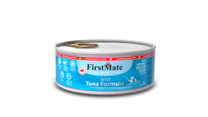FirstMate Grain & Gluten Free, Wild Tuna Formula for Cats (156g)