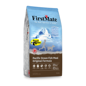 FirstMate Grain & Gluten Free, Pacific Ocean Fish Formula - Original (Small Bites)