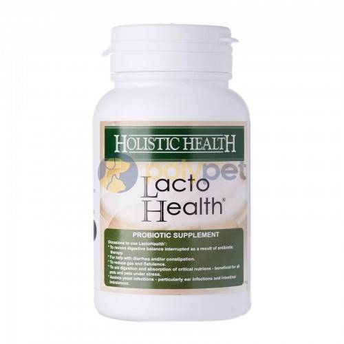 Golden Eagle Holistic Health - Lacto Health (Probiotics)