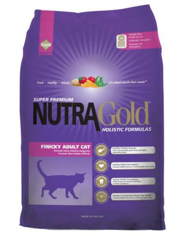 Nutragold Holistic Finicky Adult Cat Formula (3kg/7.5kg)