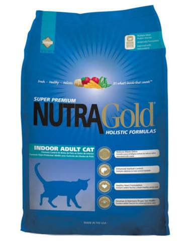 Nutragold Holistic Indoor Adult Cat Formula (3kg/7.5kg)