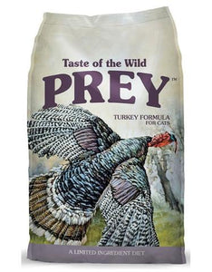 Taste Of The Wild PREY Turkey Limited Ingredient Dry Food for Cats (6lbs/15lbs)