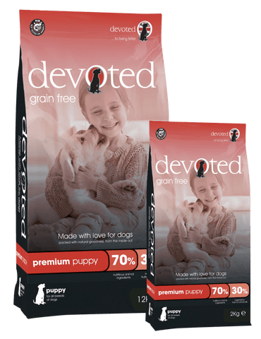 Devoted Premium Puppy (2kg/12kg)
