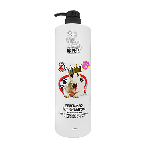 Dr Pets Perfumed Shampoo - Paris Hilton (1000ml/2000ml)