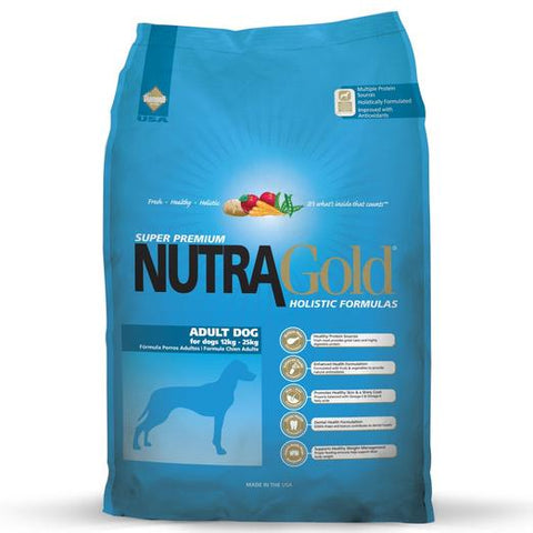 Nutragold Holistic Adult Dog Formula (3kg)