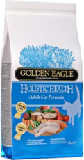 Golden Eagle Holistic Chicken & Salmon Formula 32/21 for Adult Cats (2kg/10kg)