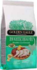 Golden Eagle Holistic Sensitive Grain Free Formula 43/19 for Adult Cats (2kg)