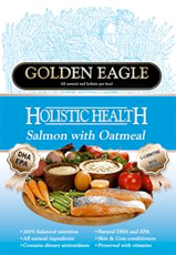 Golden Eagle Holistic Salmon Formula 22/12 for Dogs (2kg/12kg)