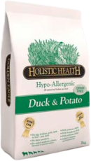 Golden Eagle Hypo-allergenic Duck & Potato Grain Free Formula 26/12 for Dogs (2kg/10kg)