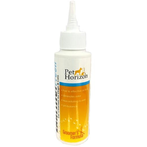 Pet Horizon EARrific Fresh Ear Cleanser For Dogs & Cats (120ml)
