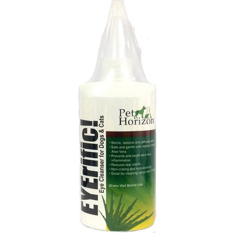 Pet Horizon EYErific Eye Cleanser For Dogs & Cats (140ml)