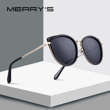 Load image into Gallery viewer, MERRYS DESIGN Women Cat Eye Sunglasses Polarized UV400 Protection