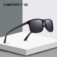 Load image into Gallery viewer, MERRYS DESIGN Men Classic Polarized Sunglasses Ultra-light Series UV400 Protection